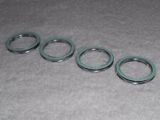 16-5976 EXHAUST GASKET SET OF 4 HONDA CB250SC CB550K CMX250 VF750 GL1500 GL1800