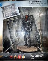 Cyborg DC Comics 12cm 22566 #22 Schleich - Action Figure - Justice League