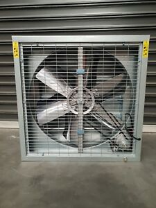 INDUSTRIAL EXTRACTION Fan Heavy Duty Commercial Indusrial  Large Workshop 50inch