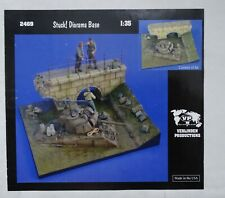 VERLINDEN PRODUCTIONS #2469 Stuck! Diorama Base in 1:35