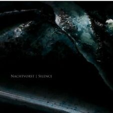 Nachtvorst - Silence CD 2012 black doom Netherlands Code666