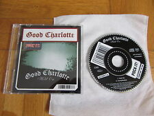 "GOOD CHARLOTTE Hold On LIMITED OOP 2004 GERMANY exclusive 3"" CD single"