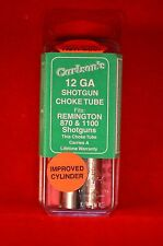 Carlson's Choke Tube 12 GA Remington 11-87, 870, 1100, 887 Improved Cylinder