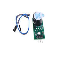 3.3V-5V Active Buzzer Alarm Module Sensor Beep With 3 Pin Cable Transistor 9012