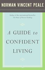 A Guide to Confident Living by Peale, Dr. Norman Vincent