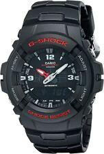 Casio Men's G-Shock Classic Ana-Digi Watch G100-1B - Brand New Factory Sealed !!