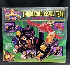 Mighty Morphin Power Rangers Thunderzord Assault Team Bandai 2262