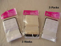 9pcs Womens Bra Extender 3 Hook Soft Bra Extension Underwear clothing top #7023