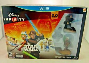 Disney Infinity 3.0 Twilight of the Republic Starter Pack (Nintendo Wii U, 2016)