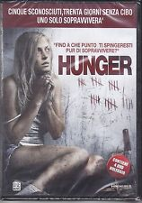Dvd **HUNGER** nuovo 2008