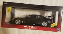***LIMITED EDITION***1/18 AUTOart Cadillac CTS-V BLACK SEALED BODY ONLY 3000MADE