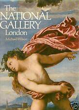 THE NATIONAL GALLERY LONDON - Wilson (hc/dj) 1977