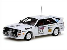 AUDI QUATTRO #27 1982 RALLY LOMBARD RAC 1/43 DIECAST MODEL CAR BY VITESSE 42063