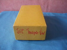 315 J Toy Old BOX EMPTY ONLY Zero