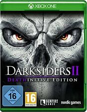 Darksiders 2 - DEATHINITIVE ÉDITION XBOX ONE xb-one NEUF + emballage d'origine