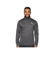 The North Face Men's Tech Glacier 1/4 Zip in Asphalt Grey Sz S-XL NEW