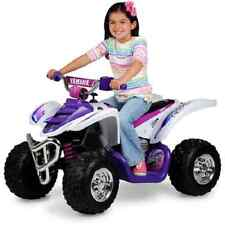 Battery Ride On Toy Car Kids Electric Powered 12v Power 4 Wheel Riding Toys Quad