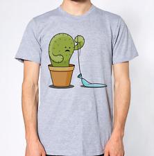 Cactus T Shirt Fashion Rare Tumblr Hipster Swag Dope Prick Top Design Balloon