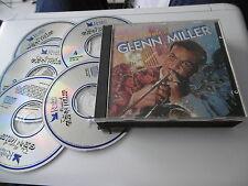 THE MAGIC OF GLENN MILLER 5 CD READER'S DIGEST STRING PEARLS AT LAST BROWN JUG