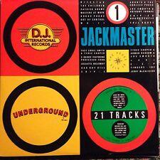 VARIOUS • Jackmaster 1 • Doppio Vinile LP • JACKLP 501