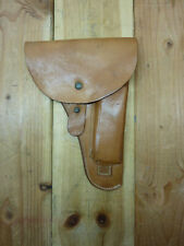 Original CZ 52 Leather Belt Holster