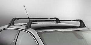 Genuine Peugeot 208 3 Door Lockable Roof Bars 9616Y1