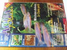 µ? Revue Aqua Plaisir n°60 Seiches Bassin plein Air Aquarium planté Macropode