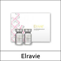 [ELRAVIE] Derma White Brightening Ampoule / Korea / Free Registered Mail / (R5)