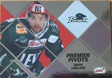 DEL 18/19 Premier Pivots Parallel PP01, Drew Leblanc (Augsburg), #15/29