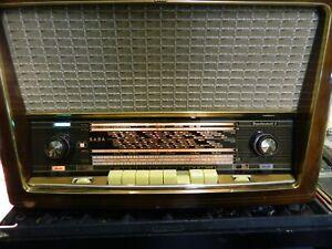 Röhrenradio Saba Freudenstadt 8