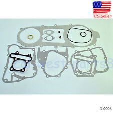 Long Case 13 pieces GY6 150 cc Gasket Set Scooter Moped Go Kart Quad US Seller!!
