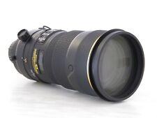 Nikon AF - S Nikkor 300 Mm/2.8 G II Ed VR N Tele Objectives Mark 2