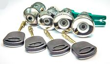 Ford NA NB NC NF NL Fairlane & Marquis IGNITION LOCK 2 DOOR & BOOT 4 KEYS alike