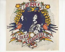 CD  RORY GALLAGHERtattooUK 1994 EX+ (B4676)