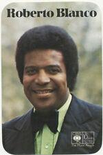 ROBERTO BLANCO CBS Farbfoto ohne Signatur aus den 70er