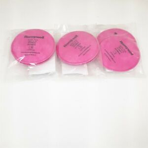 (Lot of 3) Honeywell North Flexible Low Profile P100 Filter 75FFP100