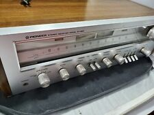 Vintage Pioneer Am/Fm Stereo Receiver Sx-650