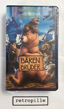 Bärenbrüder,Walt Disney,VHS,Video,Top,Rar,Neu,OVP,Neu,selten,sealed,original