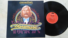 JAMES LAST Hansimania LP MADE IN ENGLAND 1981