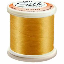 Kanagawa 100/% and #50 Silk Thread 017 - Lemon