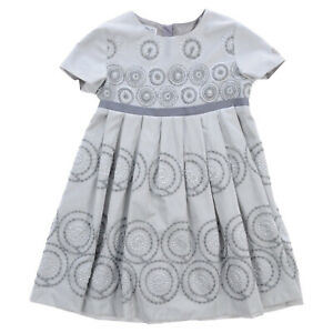 I PINCO PALLINO A-Line Dress Size 6Y Wool Blend Made in Italy