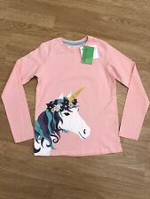 Girls Mountain Warehouse Unicorn Top 9-10 Years BNWT