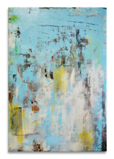 Very large fine abstract oil painting on canvas in size 40x60