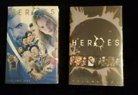 NEW SEALED HEROES HARDCOVER HC DC NBC GRAPHIC NOVEL SET oop tpb omnibus TIM SALE