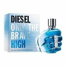 Only The Brave High BY By DIESEL Eau De Toilette for Men 125ml NIB Sealed