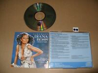 Diana Ross Portrait Her Greatest Hits Vol 2 1985 cd Ex/Booklet vg
