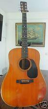 Vintage 1968 Martin D-28 Acoustic Guitar Brazilian Rosewood Rare