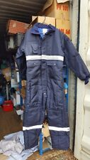 Freezer Cold Store Work Overall Boiler Suit Coveralls Large