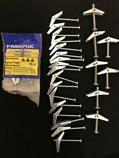 Spring Toggle Plasterboard Fixing - Make Offer TODAY!