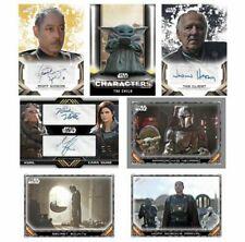 TOPPS STAR WARS THE MANDALORIAN SEASON 1 TRADING CARDS SEALED HOBBY BOX HOT!!!